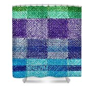 Color Of Water Shower Curtain