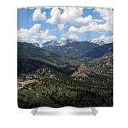 Colorado Shower Curtain