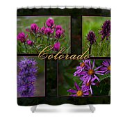 Colorado Beauty Shower Curtain