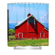 Colorado Country Fine Art Print Shower Curtain