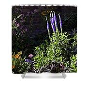 Colorado Flowers Shower Curtain