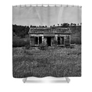 Colorado History Shower Curtain
