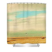Colorado I-70 Shower Curtain