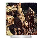 Colorado National Monument  Shower Curtain
