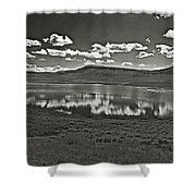 Colorado Reflections 1 Shower Curtain