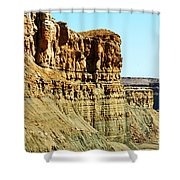 Colorado Scenic Shower Curtain
