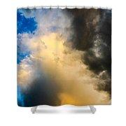 Colorado Skies Shower Curtain