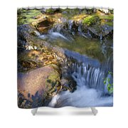 Colorado Tranquility Shower Curtain