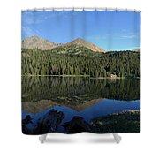 Colorado's Sawatch Range Shower Curtain