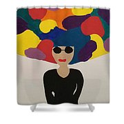Color Fro Shower Curtain