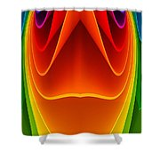 Colorful 3a1 Shower Curtain