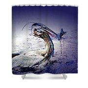 Colorful Catch Shower Curtain