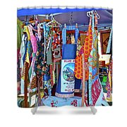 Colorful Collection Shower Curtain