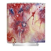 Colorful Emotion Shower Curtain