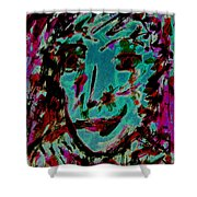 Colorful Expression 15 Shower Curtain