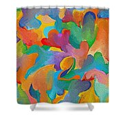 Colorful Joy Shower Curtain