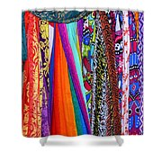 Colorful Tapestries Shower Curtain