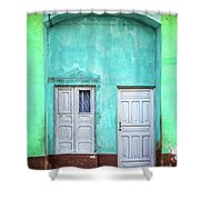 Colorful Trinidad Shower Curtain