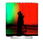 Coloring Shower Curtain