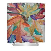 Colors Of Autumn Shower Curtain