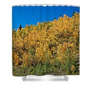 Colors Of Colorado  Shower Curtain