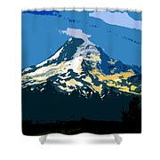 Colors Of Hood Shower Curtain