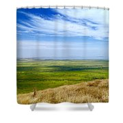 Colors Of My Soul  Shower Curtain
