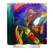 Colors Of Our World Shower Curtain