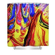 Colors Of The Wind 2 Shower Curtain