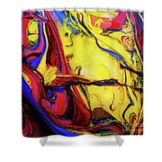 Colors Of The Wind 4 Shower Curtain