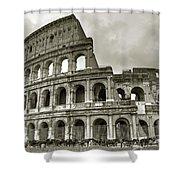 Colosseum  Rome Shower Curtain by Joana Kruse