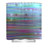 Colour23mlv - Impressions Shower Curtain