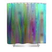 Colour3mlv - Impression 3 Shower Curtain