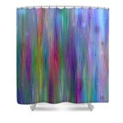 Colour5mlv Shower Curtain
