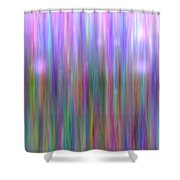 Colour7mlv - Impressions Shower Curtain