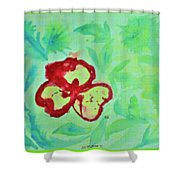 Colours At Play Shower Curtain