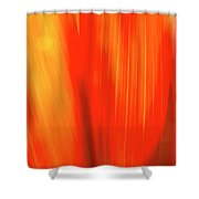 Colours Of Cordyline Shower Curtain