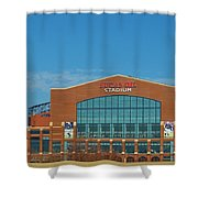 Colts Stadium Shower Curtain