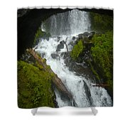 Columbia Gorge 4 Shower Curtain