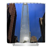 Comcast Center - Philadelphia Shower Curtain
