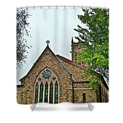 Come And Worship Shower Curtain