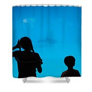 Come Back Shower Curtain
