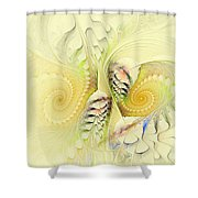 Come Dance With Me Shower Curtain