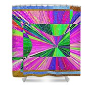 Come Fly Away Shower Curtain