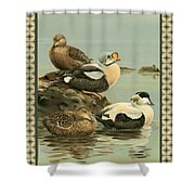 Come On In-jp2790 Shower Curtain