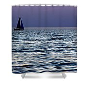 Come Sail Away 6 Shower Curtain