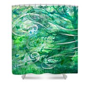 Come To Me Shower Curtain