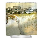 Come To My Senses Shower Curtain