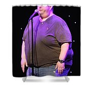 Comedian Ralphie May Shower Curtain