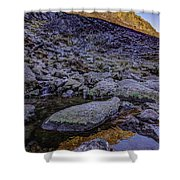 Comeragh Mountains 1 Shower Curtain